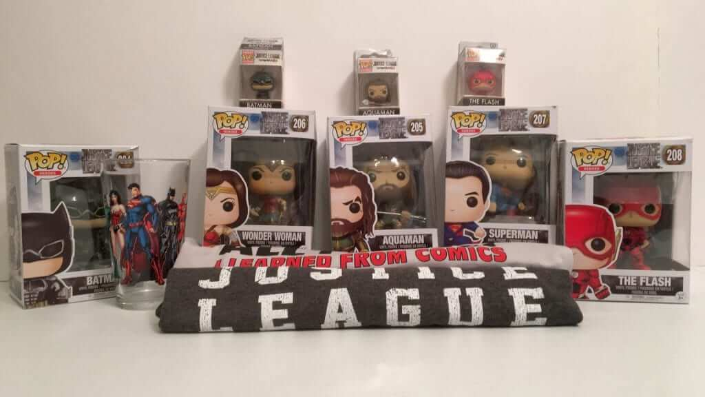 SuperHeroStuff is Ready for Justice League - Review