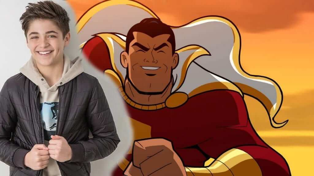 SHAZAM Casts Disney Channel Star Asher Angel as Young Billy Batson