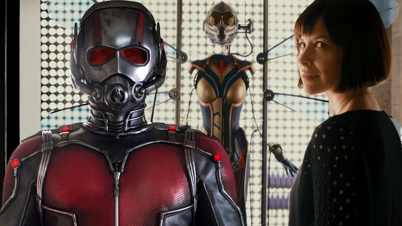 Ant-man and the Wasp Evangeline Lilly