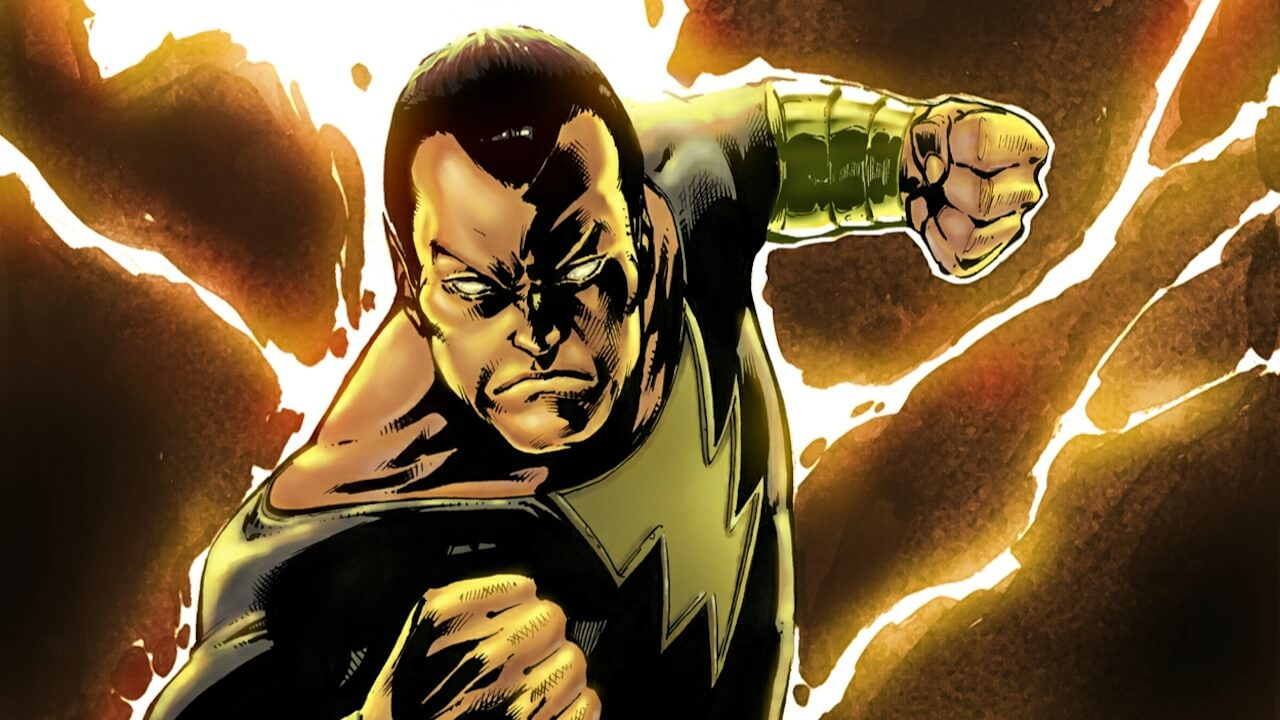 The Rock Confirms Adamn Sztykiel Will Write Black Adam