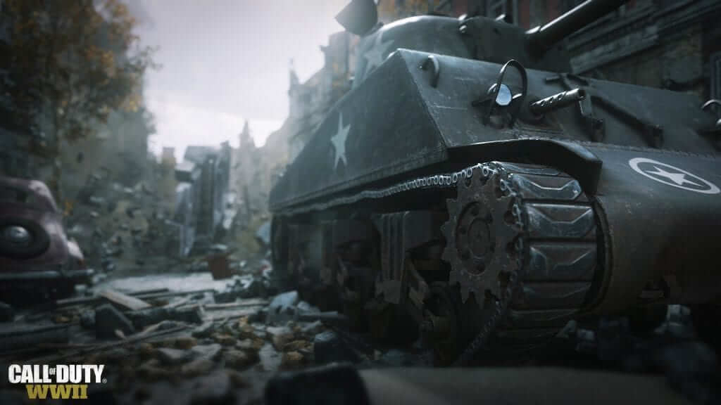 Call of Duty: WWII Already Made Over Half A Billion Dollars