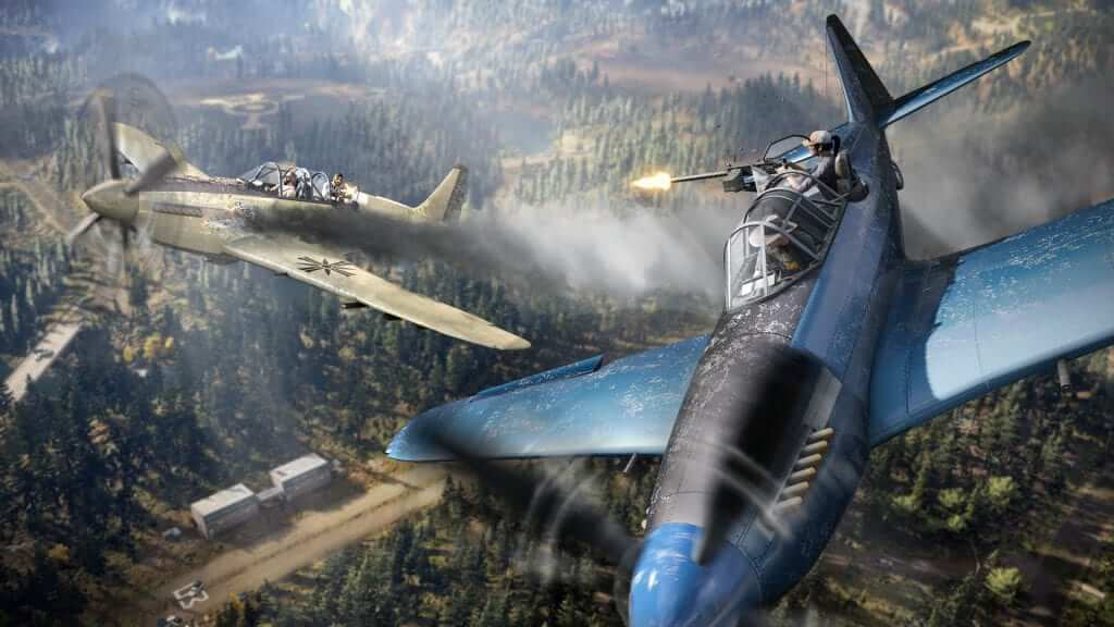 Be Happy Together in Far Cry 5's Online Co-Op