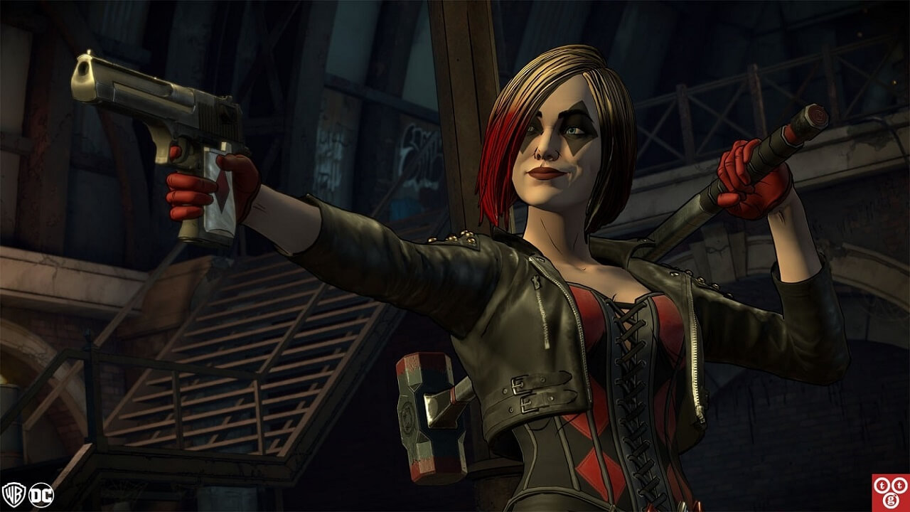 Batman: The Enemy Within - Episode 3: Fractured Mask Review