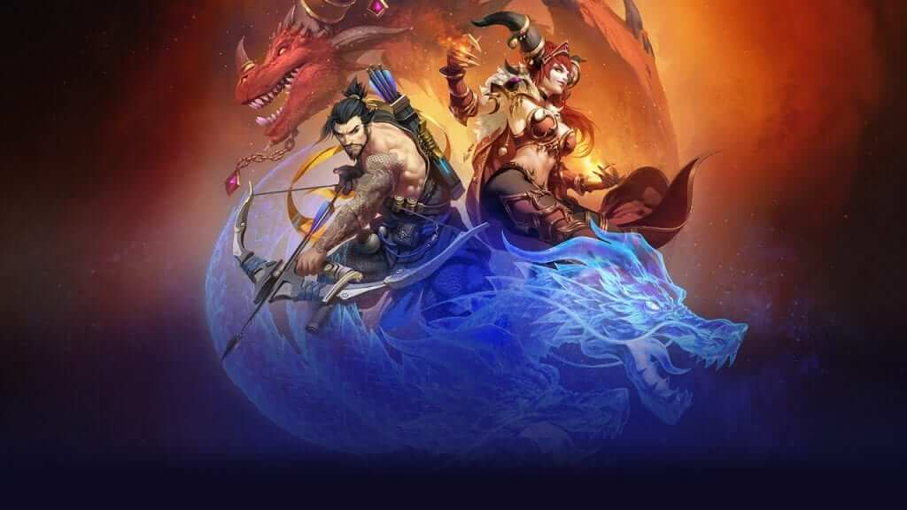 Hanzo And Alexstrasza Are Coming To Heroes Of The Storm