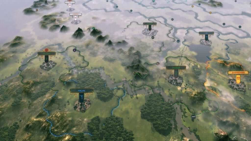 Oriental Empires Review