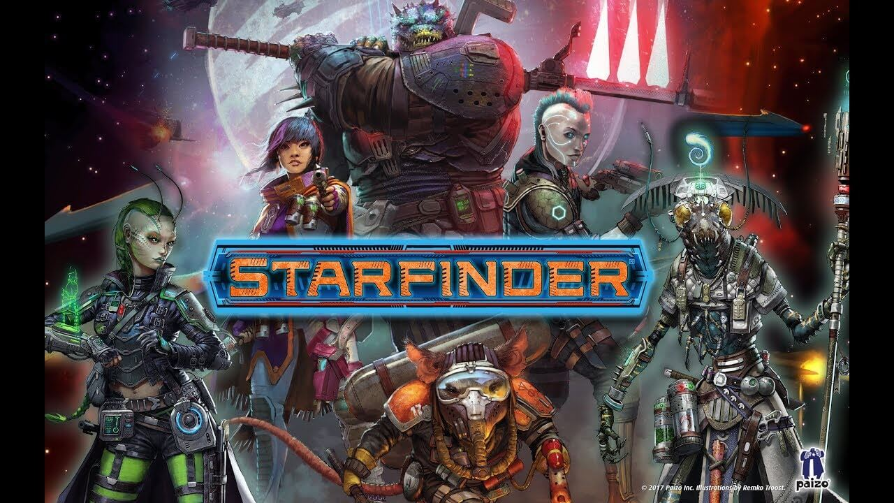 Starfinder RPG Core Rulebook Review