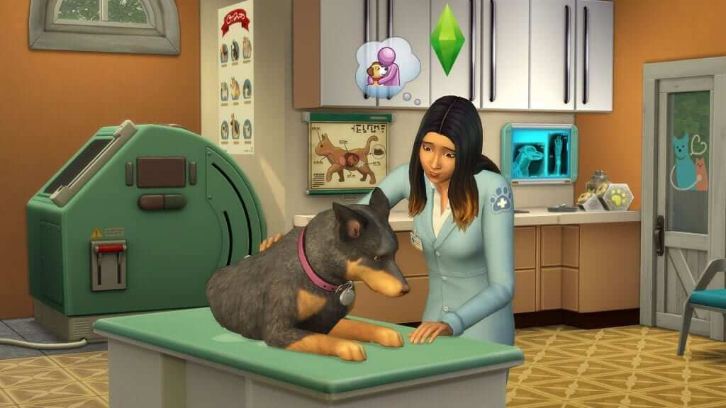 Check out the Trailer for The Sims 4 Expansion Cats and Dogs