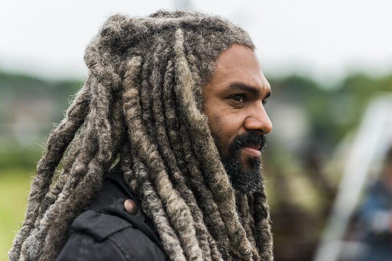 Khary Payton as Ezekiel - The Walking Dead _ Season 8