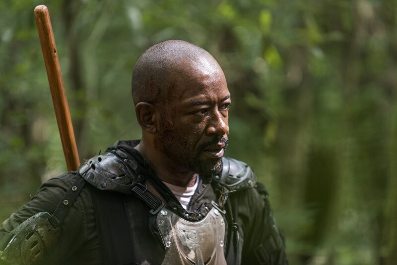 Lennie James as Morgan Jones - The Walking Dead _ Season 8