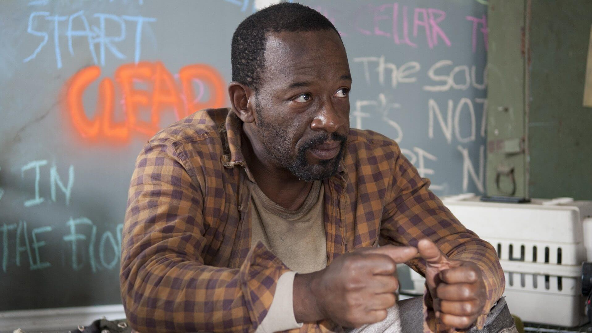 Why Morgan Crossing to Fear the Walking Dead Makes Sense