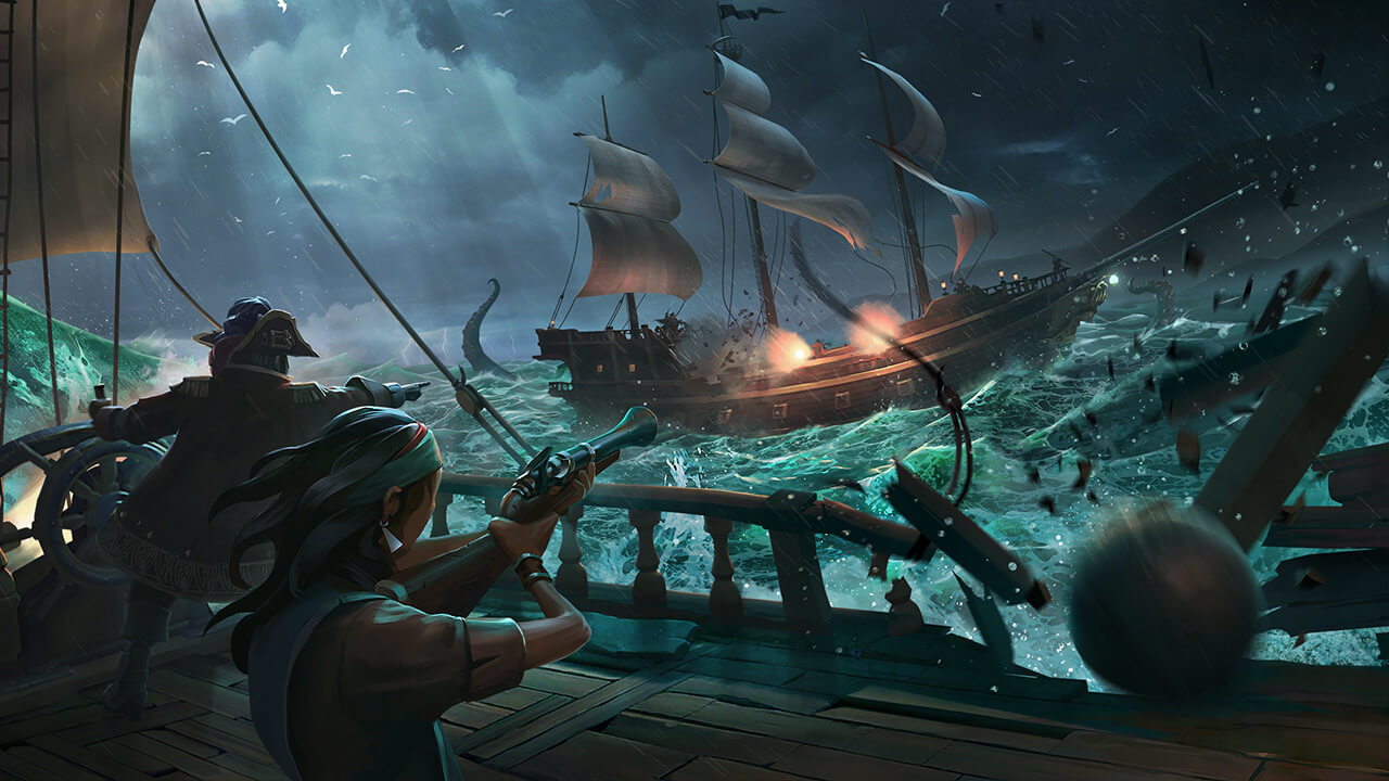 Sign Up for the Sea of Thieves Tech Alpha Before It's Too Late!