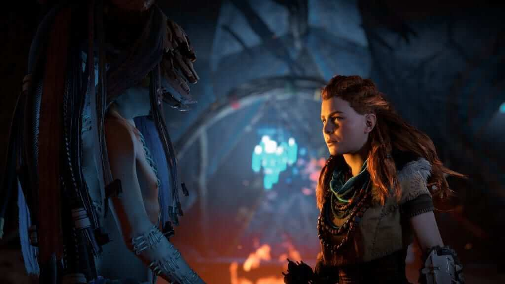 Horizon Zero Dawn Shows Off New Frozen Wilds DLC Trailer
