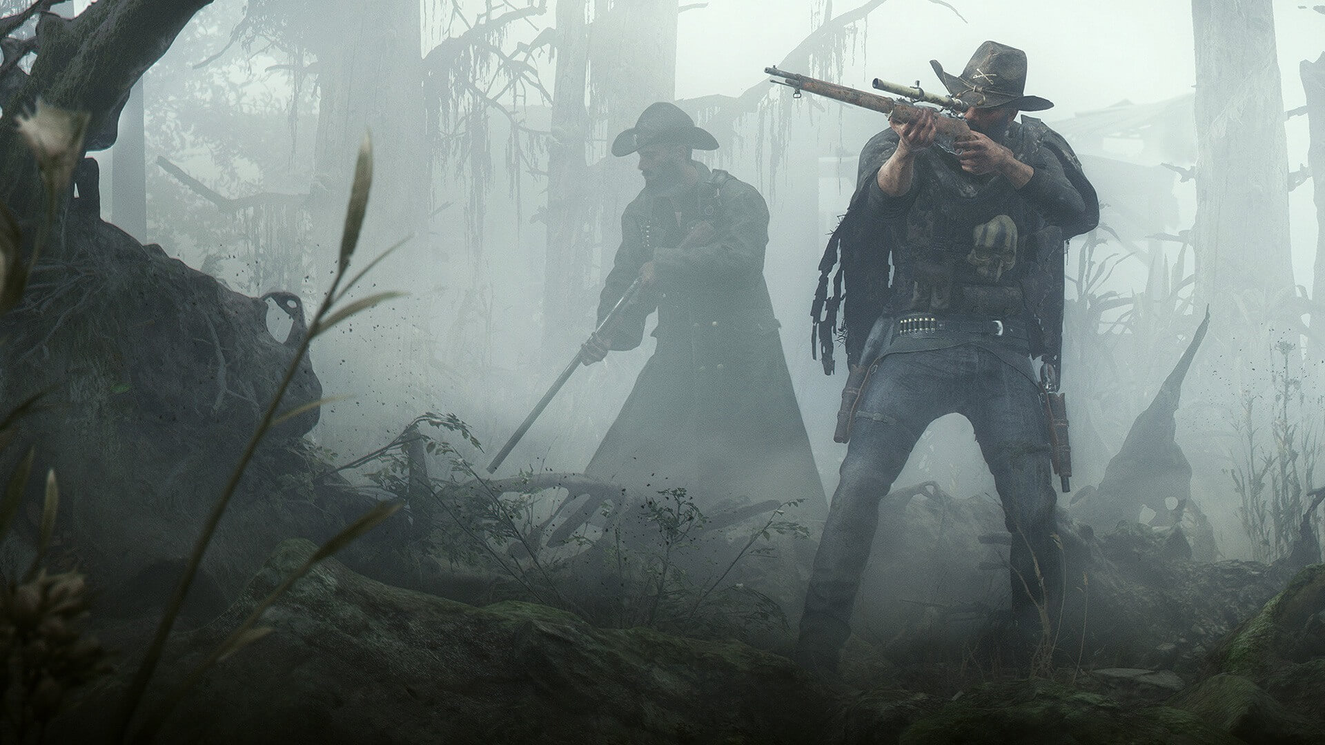 Hunt: Showdown Alpha Signups Are Open