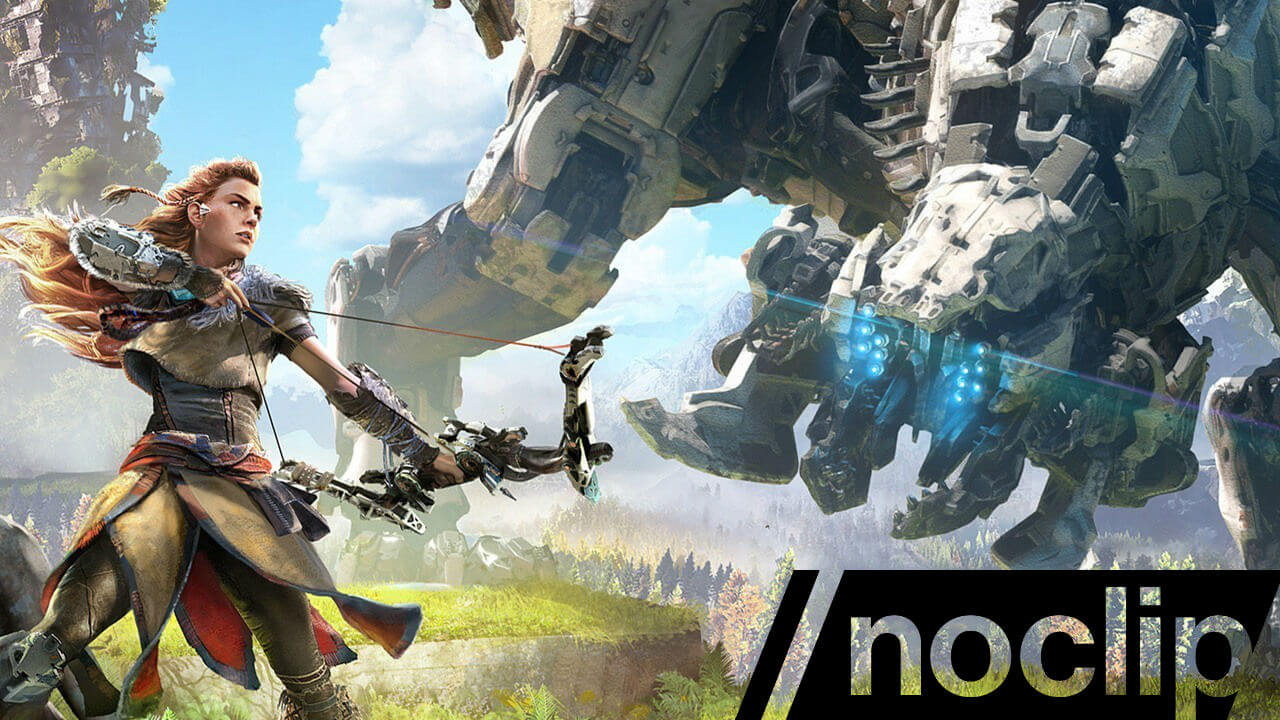 NoClip's Next Documentary Surrounds Horizon Zero Dawn's Development