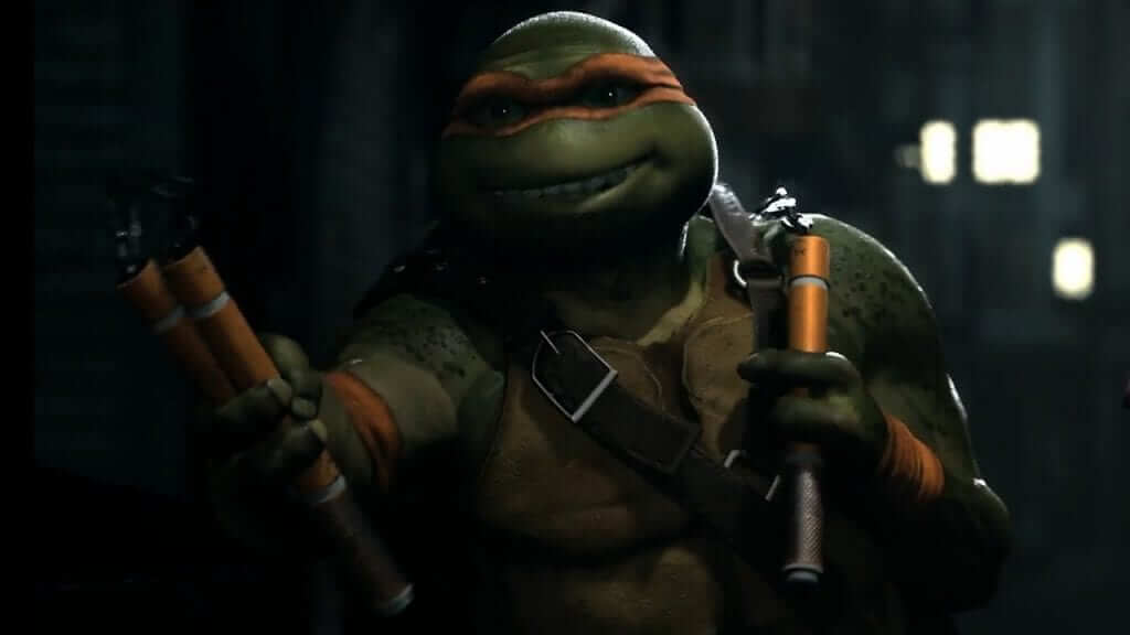 Cowabunga! Teenage Mutant Ninja Turtles Coming To Injustice 2