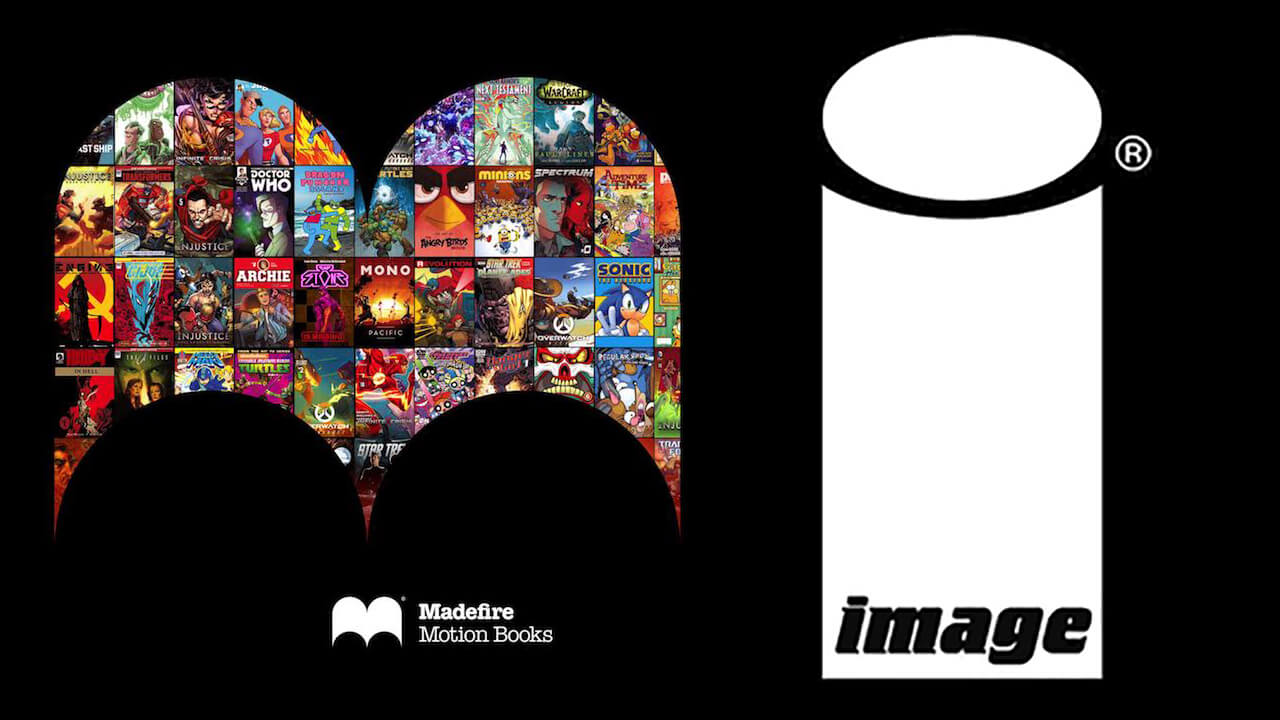 Madefire Welcomes a Huge Catalog Courtesy of Image Comics