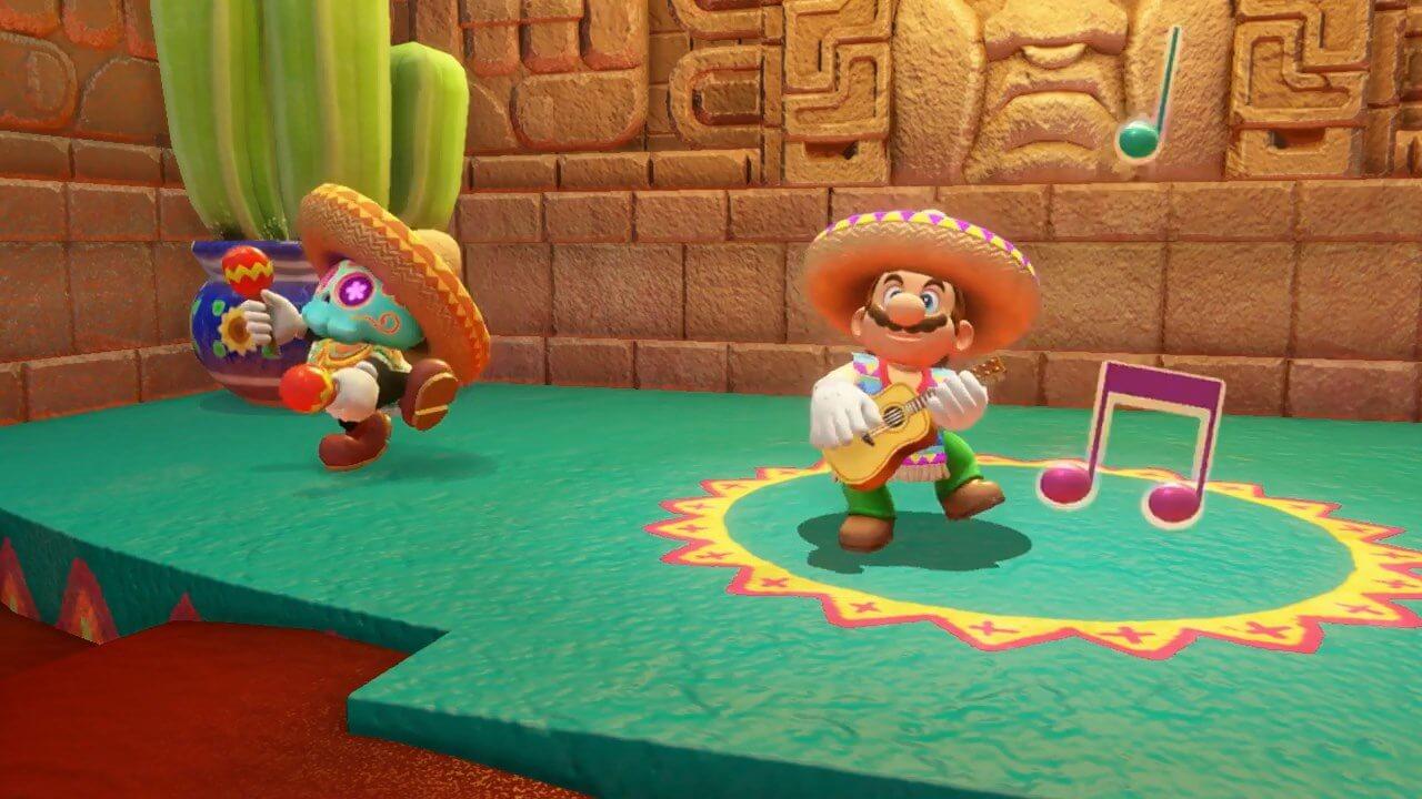 Super Mario Odyssey is Officially the Fastest Selling Mario Title