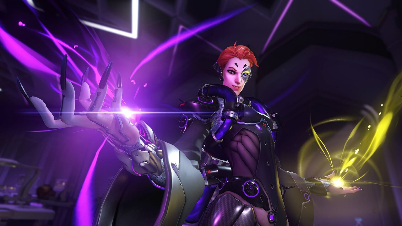 Overwatch Adds a New Biotic Support Hero: Moira