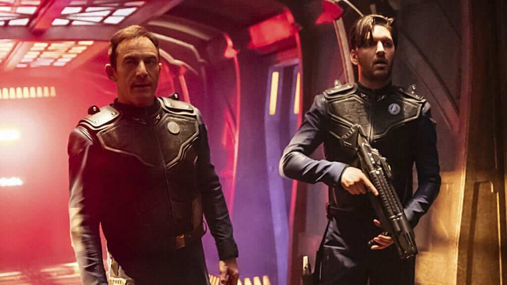 Two Huge Theories Possibly Confirmed in Star Trek: Discovery Fall Finale
