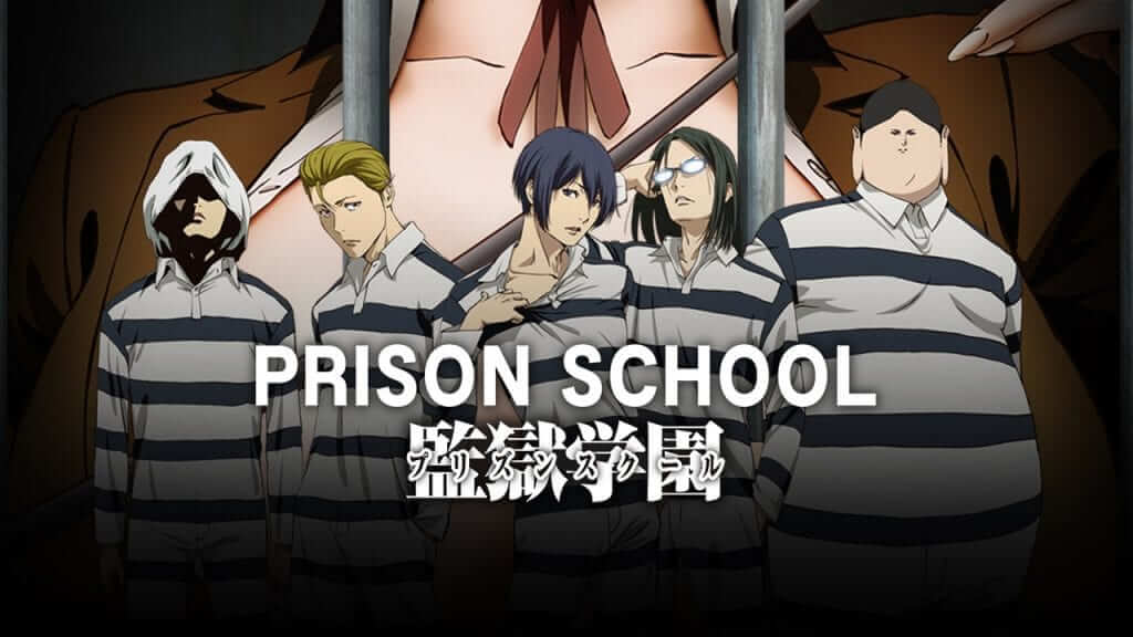 Prison School Grants Parole to Meiko in Spinoff Manga