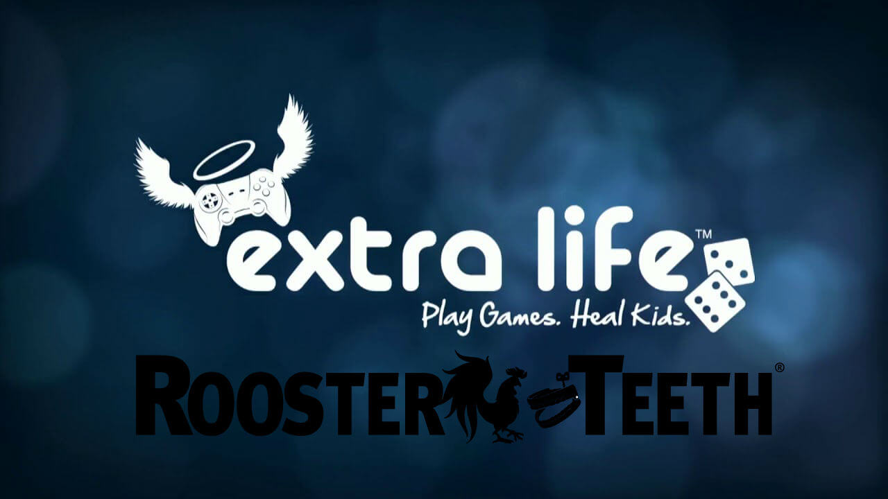 Rooster Teeth Raises Over $1 Million For Charity Through Extra Life