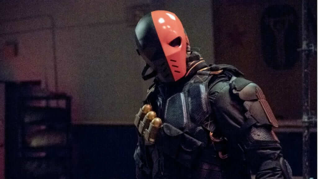 "Arrow: ""Deathstroke Returns"" Review"