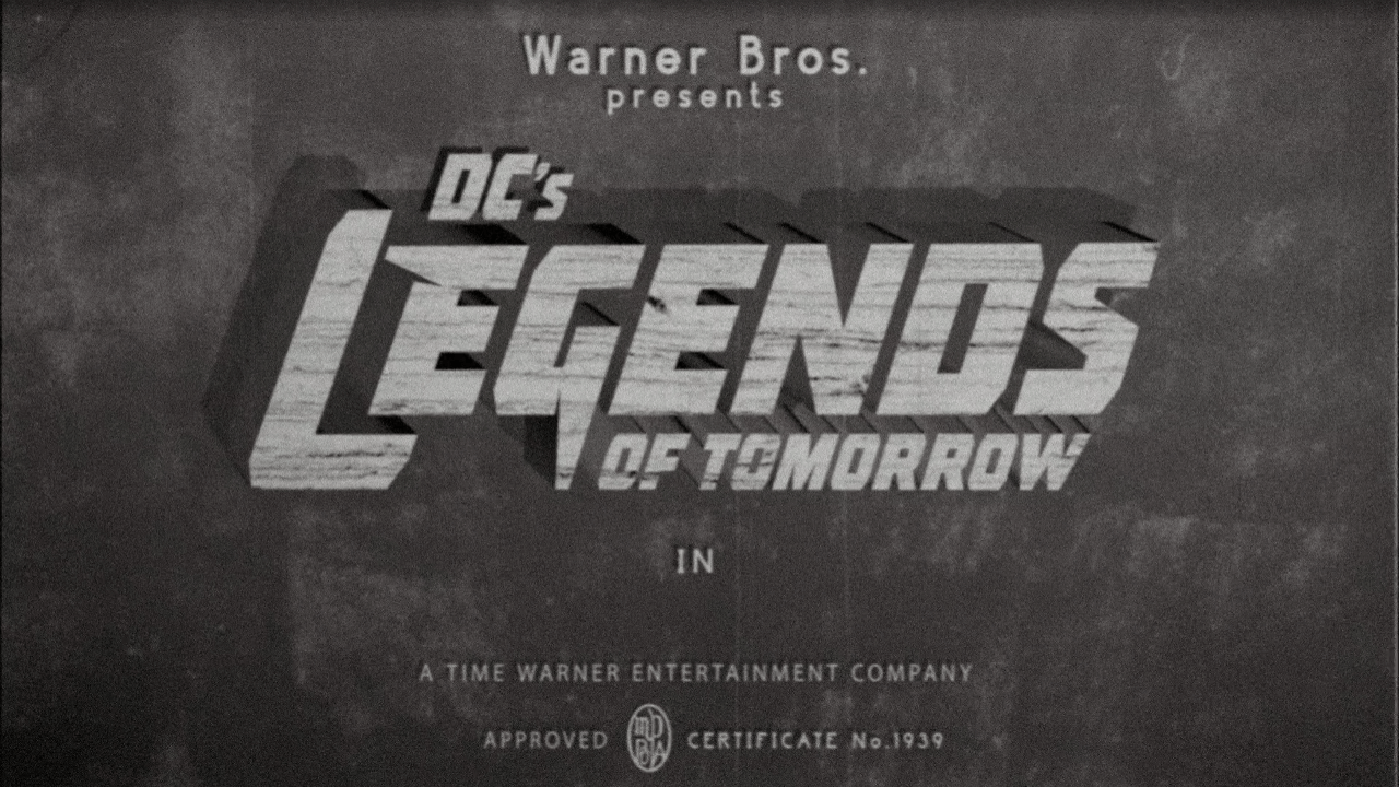 Legends of Tomorrow: