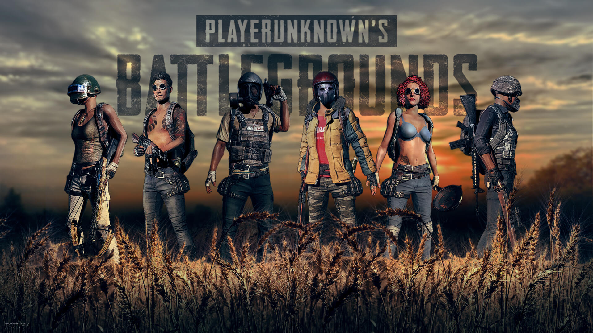 PlayerUnknown's Battlegrounds Passes 3 Million Concurrent Players