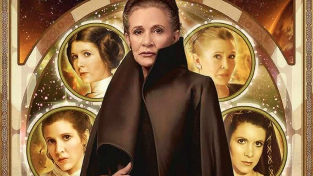 Family, Friends, and Fans Remember Carrie Fisher A Year After Her Death