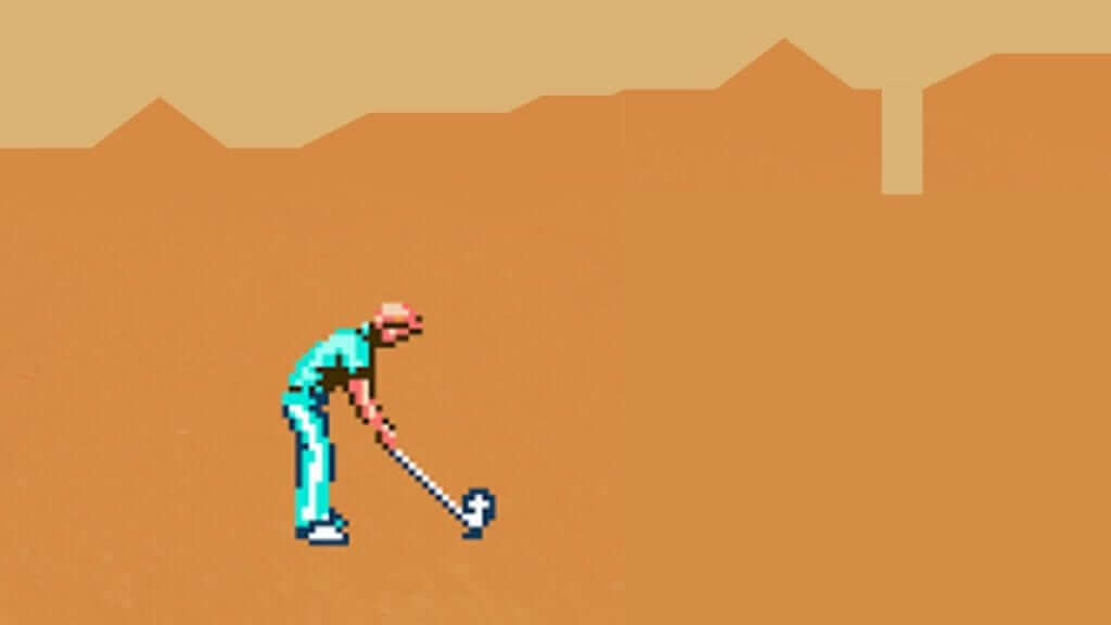 Desert Golfing Gets A PC Release