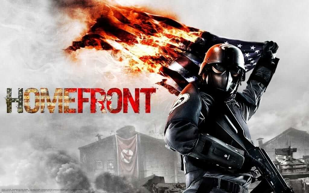Homefront Is Free Through Humble Bundle Until Tomorrow