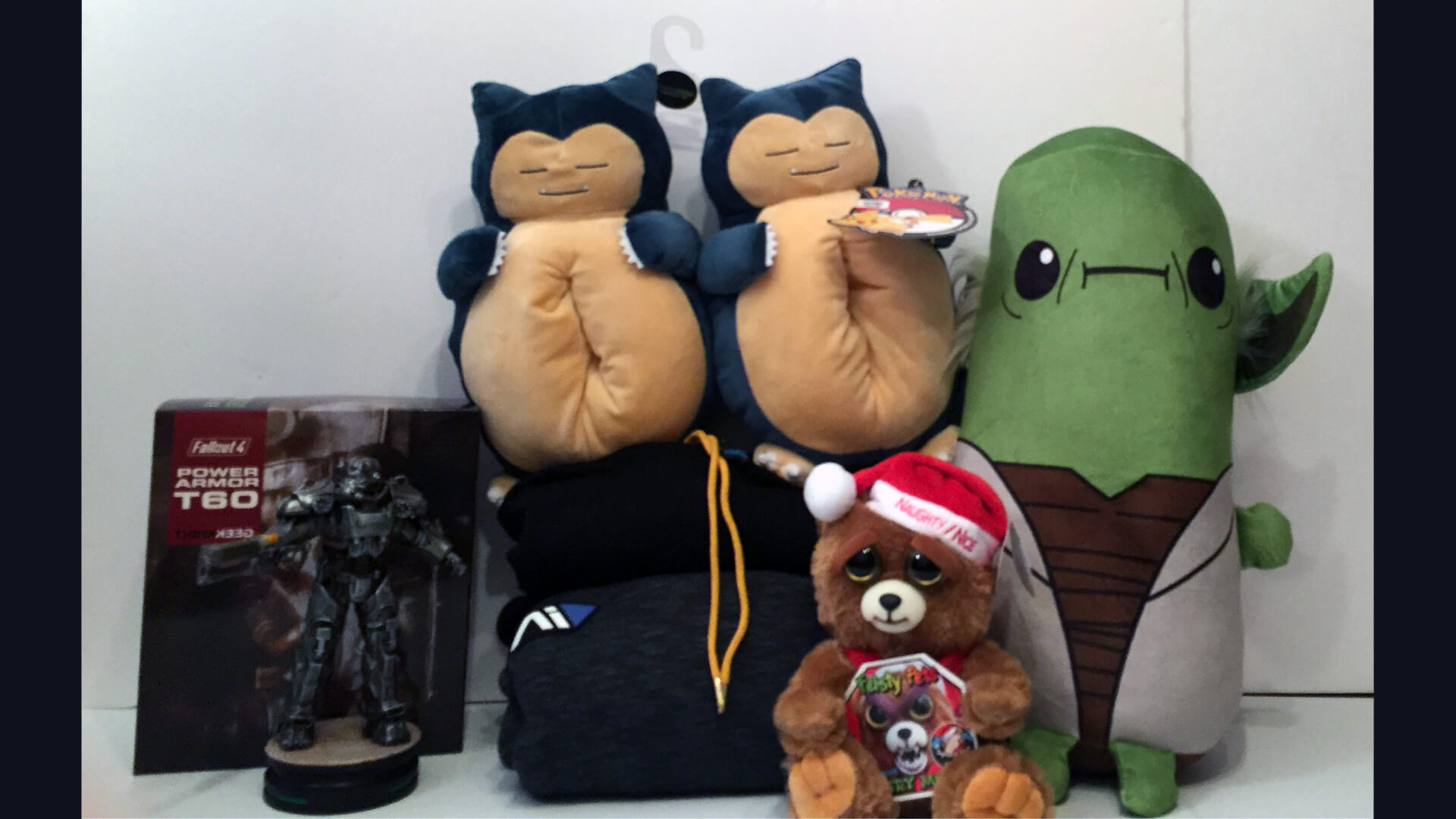 ThinkGeek: Snorlax, Mass Effect, Fallout 4 and more! - Review
