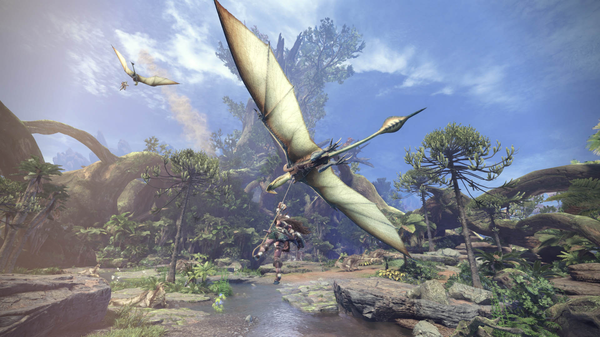 Monster Hunter: World Beta Free For Download Now