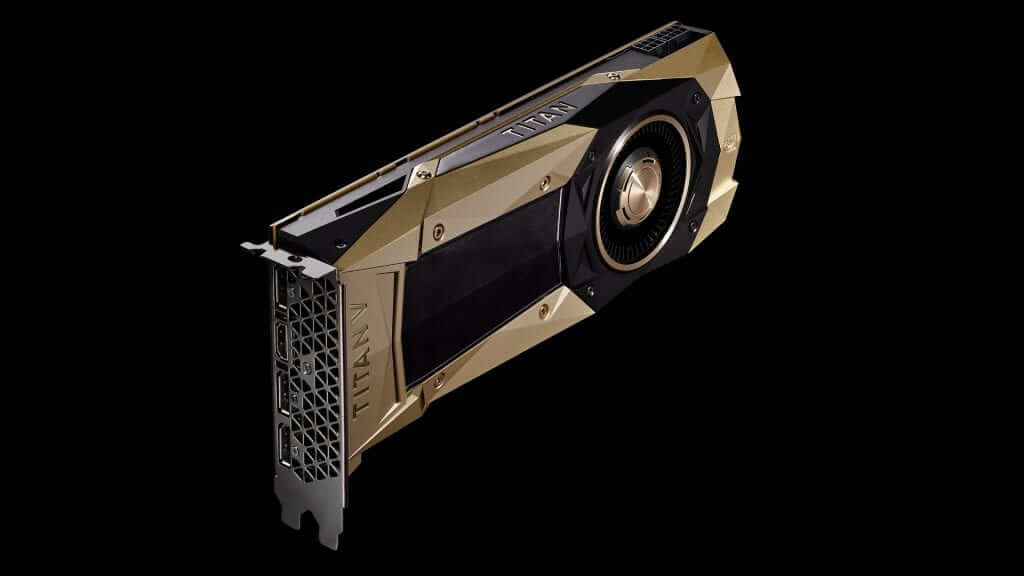 Nvidia's Titan V Claims It's The Most Powerful Graphics Card In The World