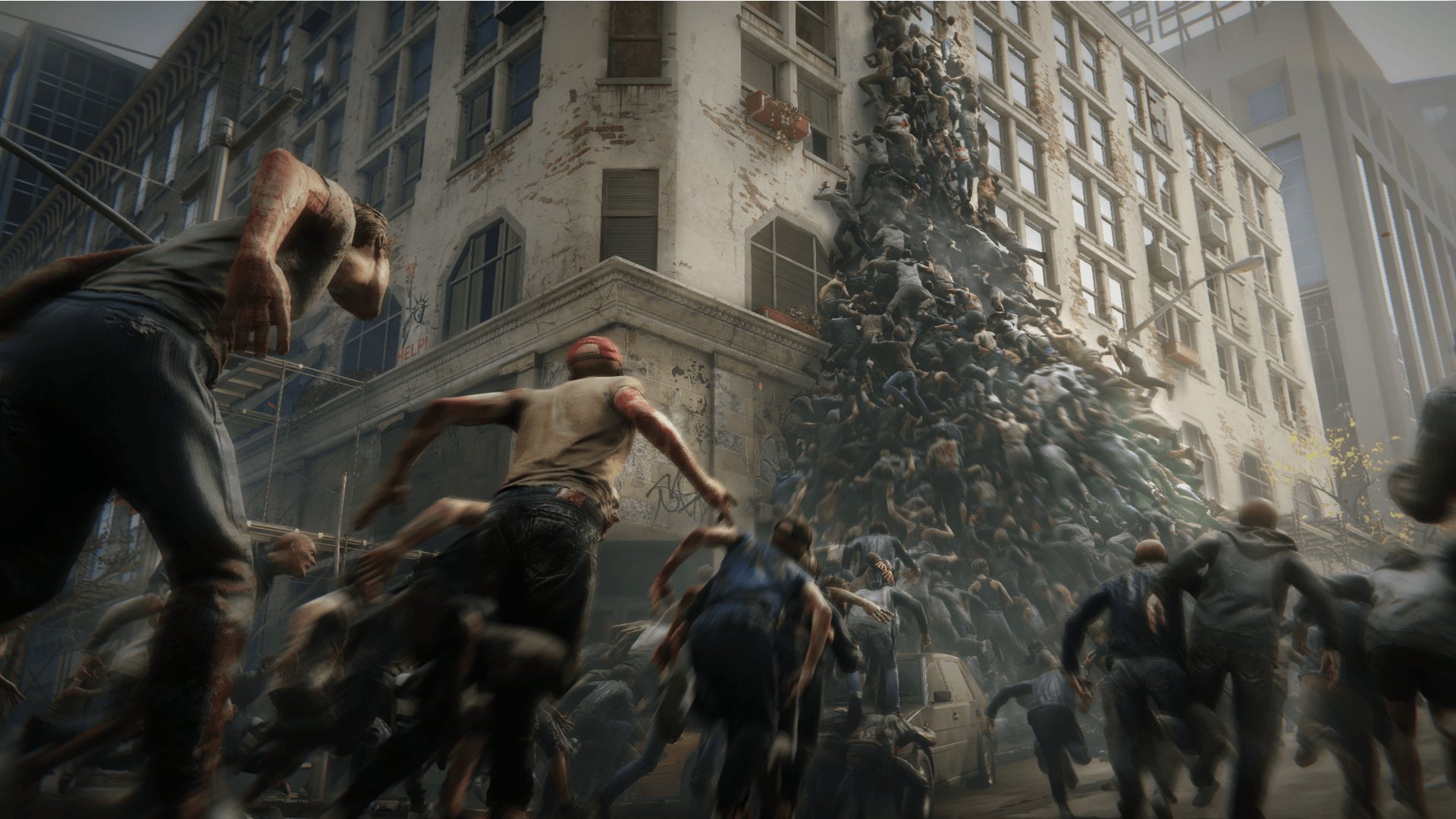 World War Z Game Announced
