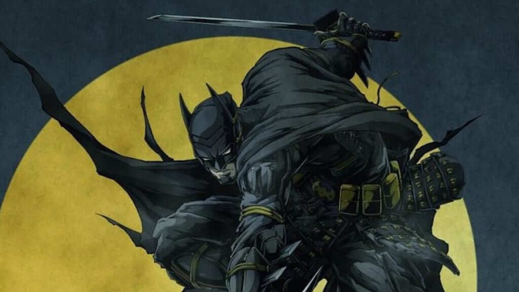 Batman Ninja Trailer Boasts Impressive Character Design