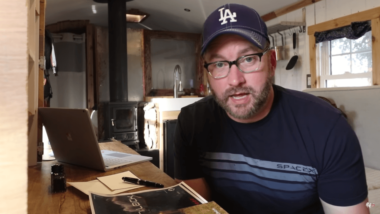 Burnie Burns Confirms He Will End His Rooster Teeth Vlog Soon