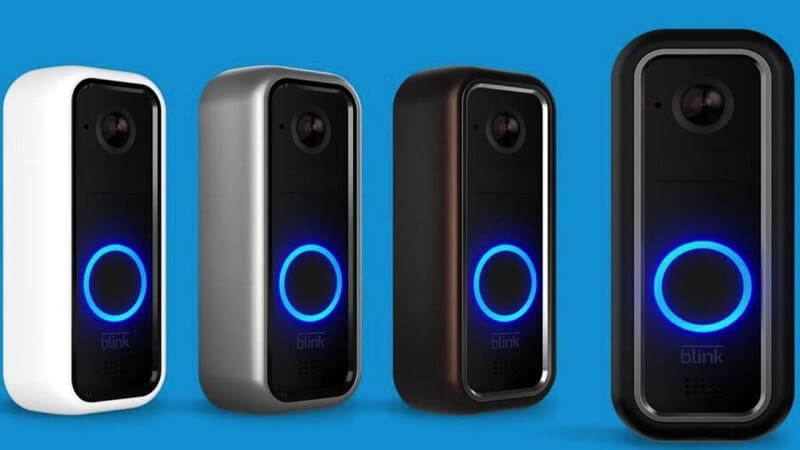 Amazon buys smart camera and doorbell startup Blink