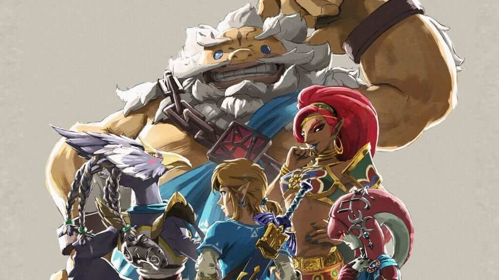 The Legend of Zelda: Breath of the Wild – Champions' Ballad Review