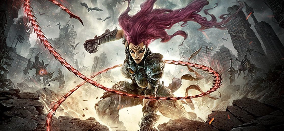 Darksiders 3 Heats Up in New Gameplay