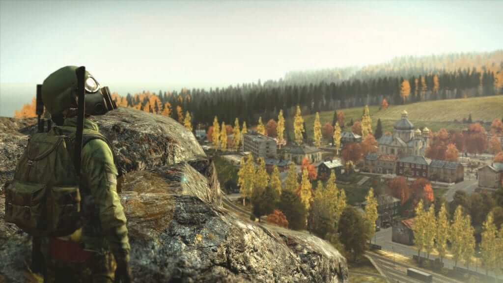 DayZ Coming To Consoles Next Year