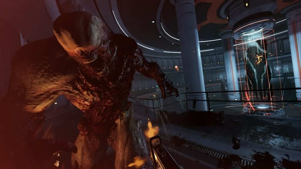 Become Doom Guy in the Doom VFR Official Launch Trailer