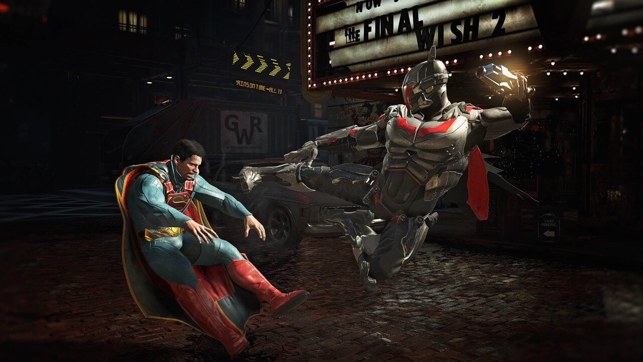 Injustice 2 Free Trial Weekend Available Now