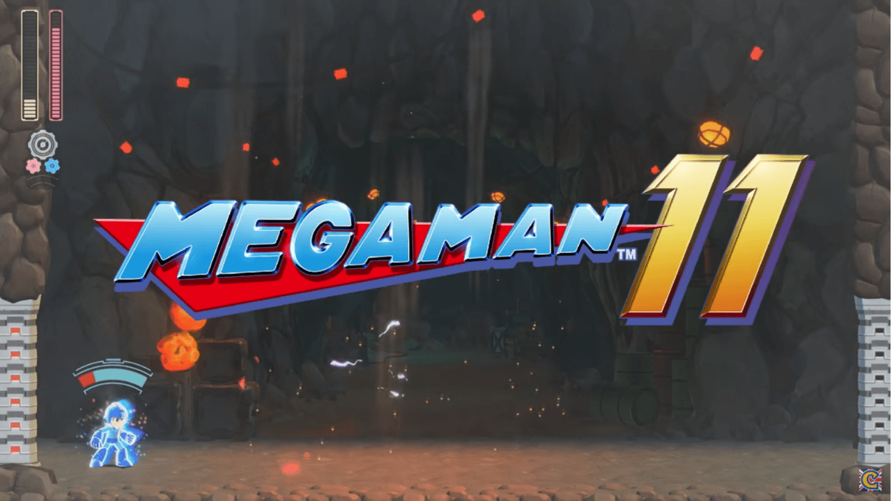 Mega Man 11 is Coming to PC, Switch, Xbox One, and PS4 in 2018