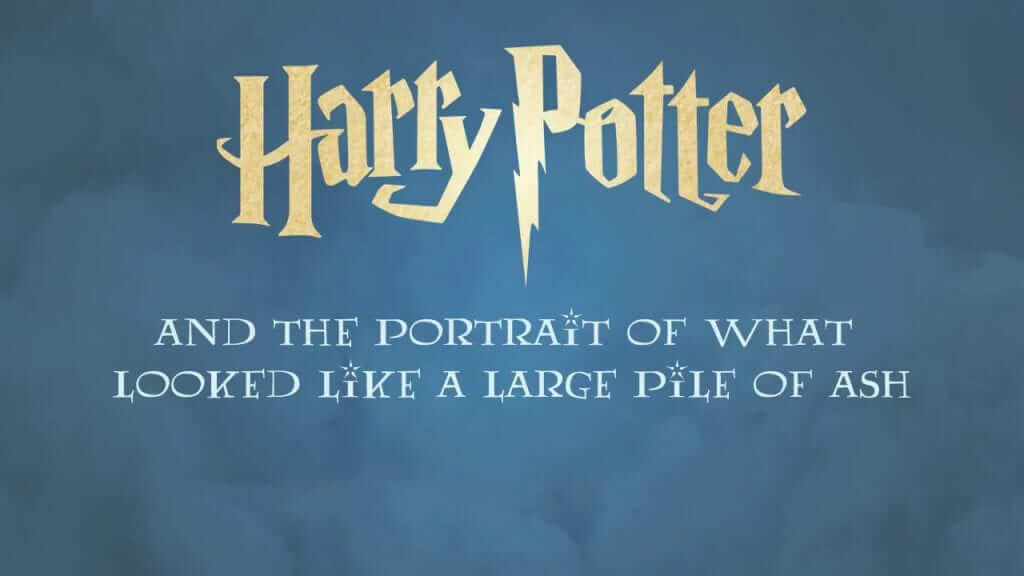 Predictive Text Keyboard Re-Writes a Hilarious Version of Harry Potter