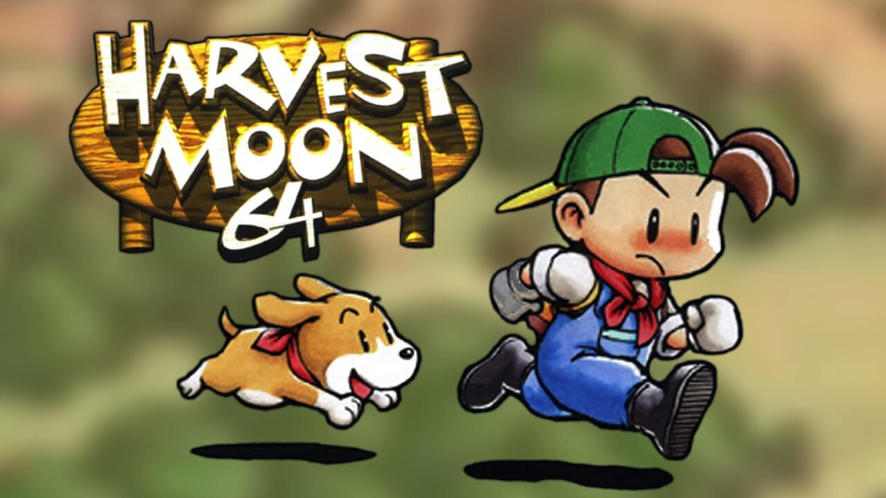 Speedrun Fast: Harvest Moon 64