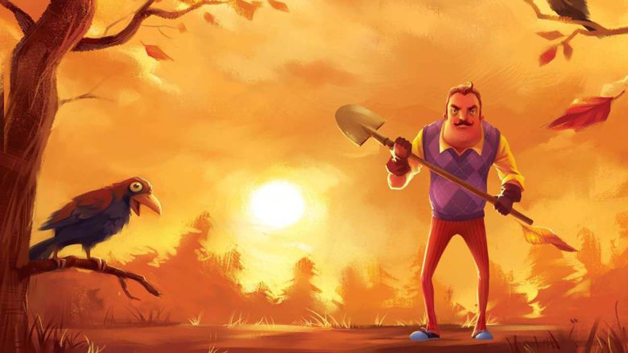 Speedrun Fast: Hello Neighbor
