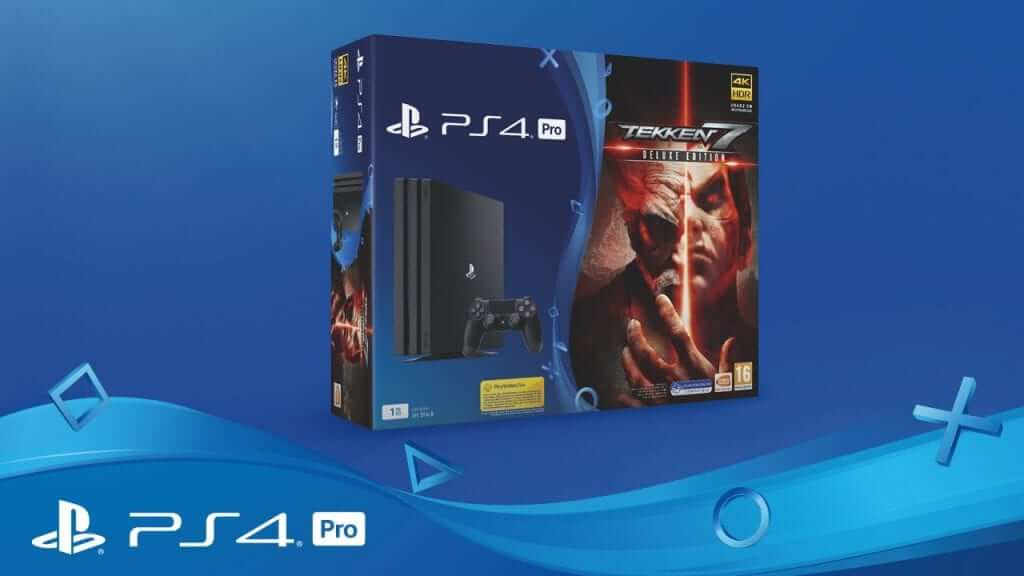An Error Has Essentially Payed PS4 Pro Bundle Buyers a £13 Profit
