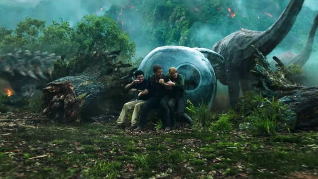 Jurassic World Cast Documents Trouble With Trailer