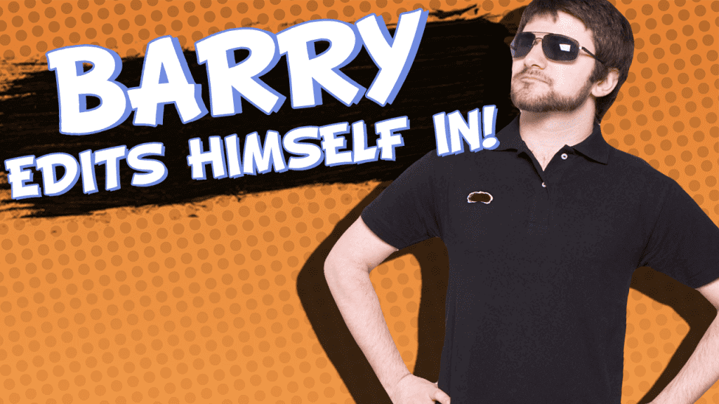 Barry Kramer Has Officially Left Game Grumps